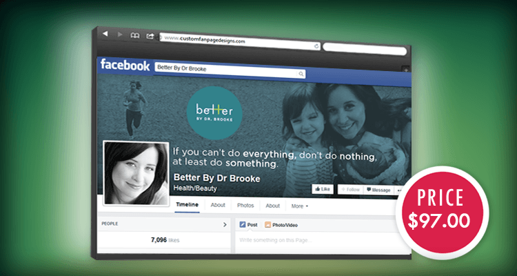 professional, affordable custom page apps for Facebook, Facebook timeline cover design, Twitter banner design, LinkedIn company banner design, YouTube banner design and Google Plus banner design, custom email landing page designs, website banner designs and banner ad designs for Google.